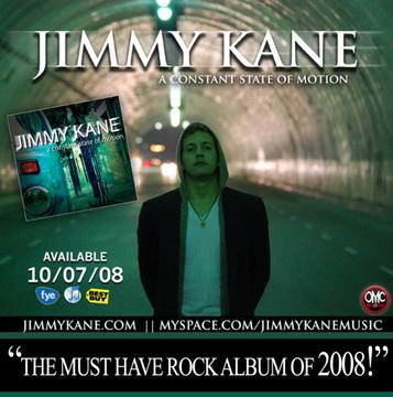 In the studio, by Jimmy Kane on OurStage