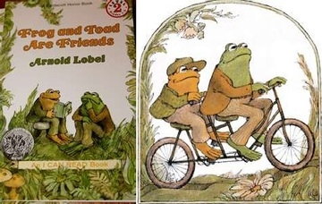 Frog and Toad, by Ashley Harper on OurStage