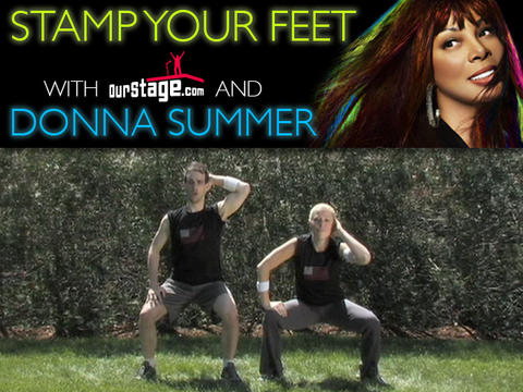 Exclusive: Donna Summer Wants You to Dance!, by ThangMaker on OurStage