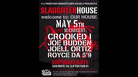 Opening up for Slaughteriouse, by Rated R on OurStage