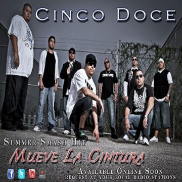 Mueve La Cintura, by Cinco Doce on OurStage