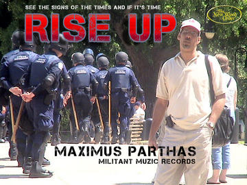RISE UP  -Militant Muzic records, by Maximus Parthas on OurStage
