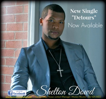 Detours (Single Release), by Shelton Dowd on OurStage