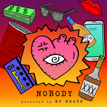 Nobody ft. Bunk(prod. by Bo Beatz), by Jared Xavier on OurStage