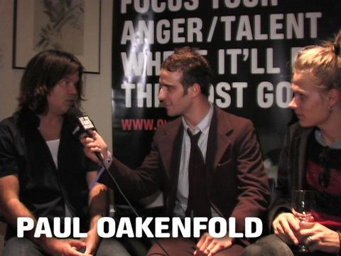 paul oakenfold, by rachel on OurStage