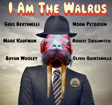 I am The Walrus, by Copperhead on OurStage