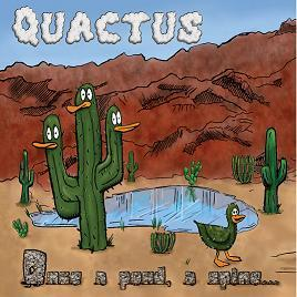 Poinephobe, by Quactus on OurStage