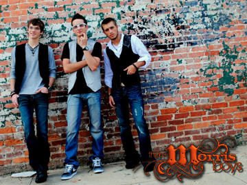 Out Of The Blue, by Them Morris Boys on OurStage