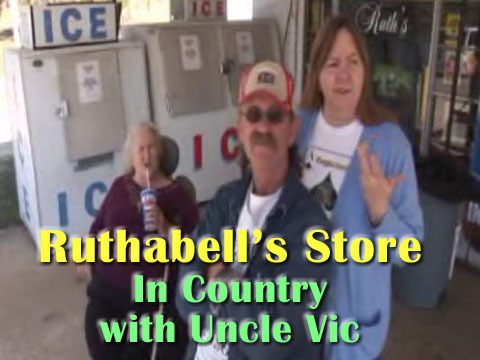 Ruthabell's Country Store, by ME3TV on OurStage