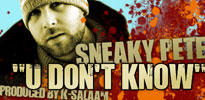 U Don't Know, by Sneaky Pete on OurStage