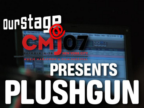 plushgun @ cmj, by ThangMaker on OurStage