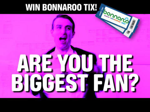 Prove You're the Biggest Fan and Win Bonnaroo Tix!, by ThangMaker on OurStage