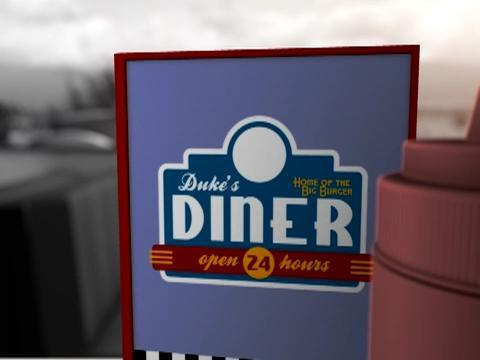 Duke's Diner, by mojosity on OurStage