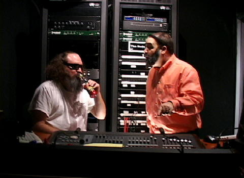 In The Studio With Rick Rubin And Ray Stevens, by Holtzclaw on OurStage