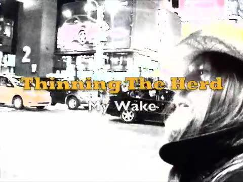 My Wake, by Thinning The Herd on OurStage