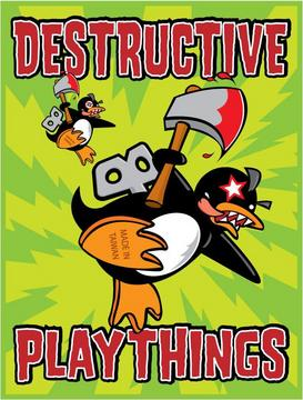Scream You Love Me, by Destructive Playthings on OurStage