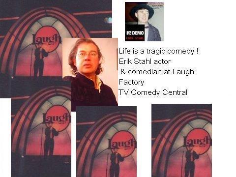 Erik Stahl  ex-vocalista y comopositor del grupo musical CAOS 1995 ultimo concie, by ERIK STAHL (singer, actor and fashion designer) on OurStage