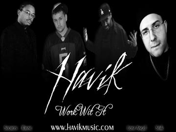 Work Wit It, by Havik on OurStage