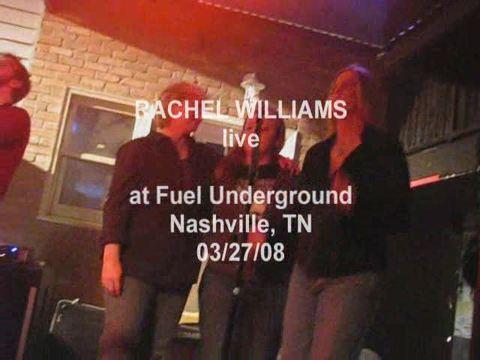 Rachel Williams - Firestarter, by Rachel Williams on OurStage