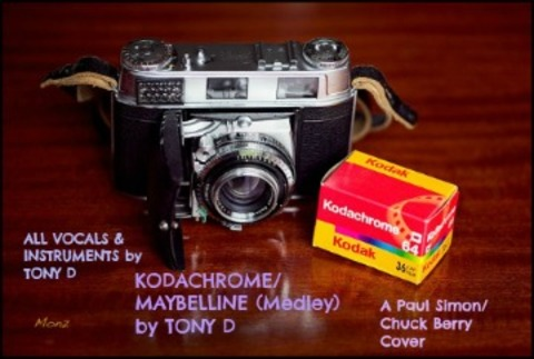 (The Video) KODACHROME/MAYBELLINE (Medley) by TONY D, by TONY D  on OurStage