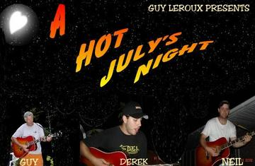 A Hot July's Night, by Guy Leroux on OurStage