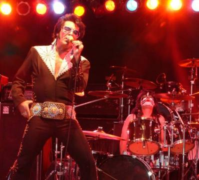 VIDEO: That's Alright Mama, by METAL ELVIS on OurStage