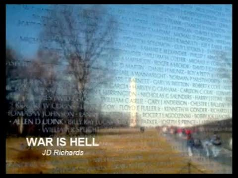 War Is Hell, by JD Richards on OurStage
