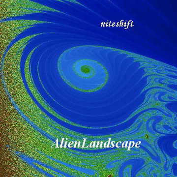 AlienLandscape, by niteshift on OurStage
