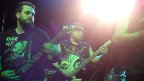 Blasphemous Reign live at The Venue , by Mortal Ashes on OurStage