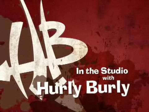 In the Studio with Hurly Burly, by Hurly Burly on OurStage