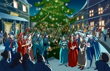 CHRISTMAS WONDERLAND, by david guitar thompson on OurStage