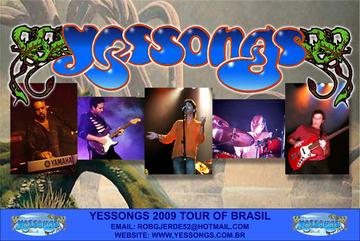 ROUNDABOUT, by YESSONGS on OurStage