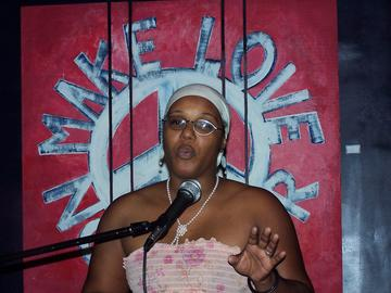 The respect of Being A Poet, by Tribal Raine on OurStage