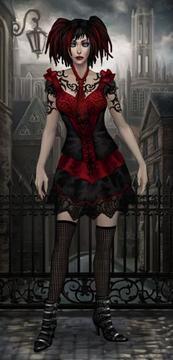 Gothika Lullabi, by SpoiltVictorian on OurStage