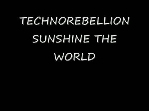 Sunshine The World, by Technorebellion on OurStage