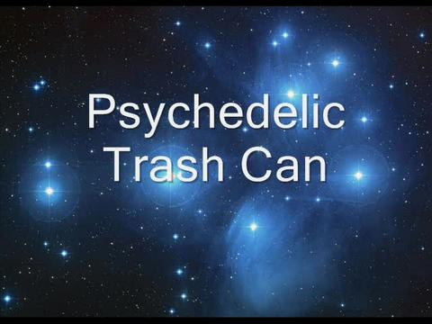 Pschedelic Trash Can -{the video}, by Chuck Jordan on OurStage