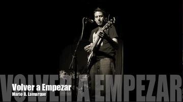 Volver A Empezar(pop-rock version), by Mario Ballon Lamarque on OurStage