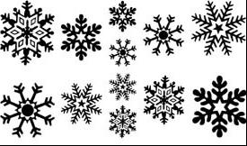 Snowflakes, by Justine on OurStage