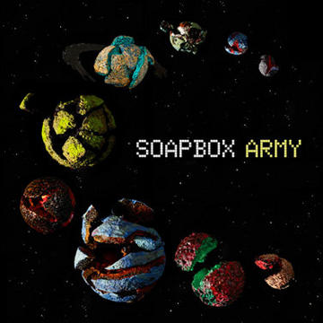 Sticks & Stones, by Soapbox Army on OurStage
