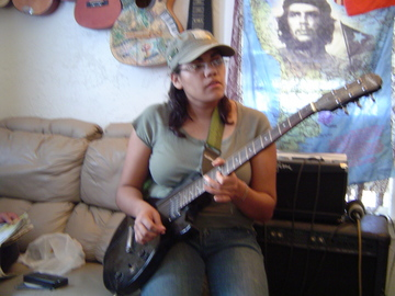 mi mundo, by Ana Luisa Gutierrez Guevara on OurStage