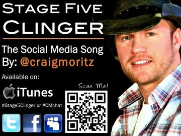Stage Five Clinger, by Craig Moritz on OurStage