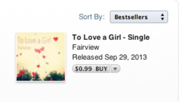 To Love A Girl, by Fairview on OurStage