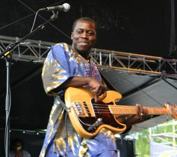 Teranga, by Ndioba on OurStage