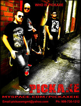 Rolling Rock, by PICKAXE on OurStage