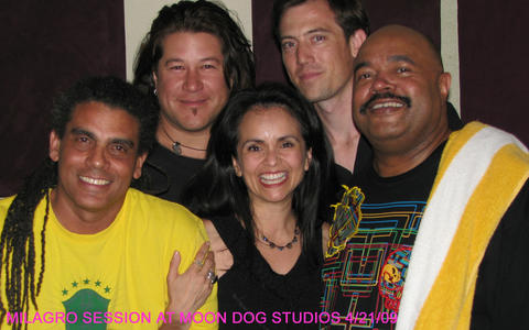 Dennis Chambers (Santana Drummer) plays with Carmen Milagro Band, by The Carmen Milagro Band on OurStage