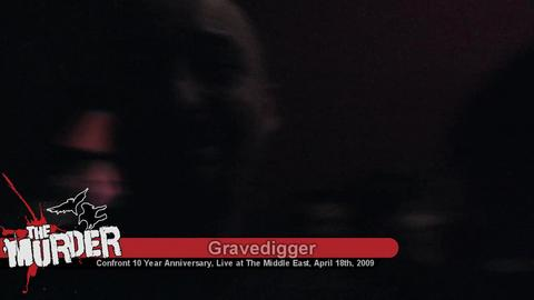 Gravedigger (Live @ The Middle East, by The Murder on OurStage
