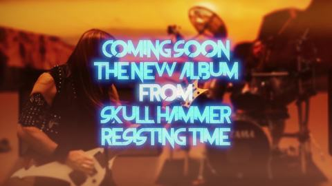 Resisting Time Promo Spot, by Skull Hammer on OurStage