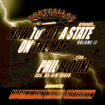 Gangster Ft. L2 Da Gun, by Phil Blount {Produced By Mr. Kooman} on OurStage