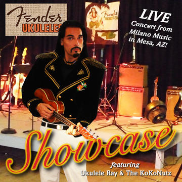 Fender® Uke Showcase with Ukulele Ray, by Ukulele Ray on OurStage