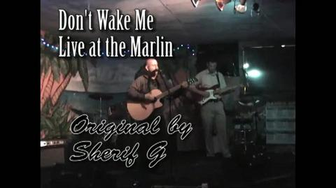 Don't Wake Me , by Sherif G on OurStage